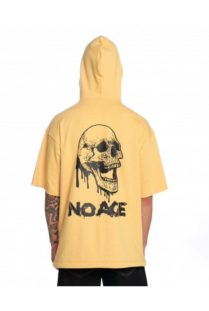 Hoodie Oversized The Wall