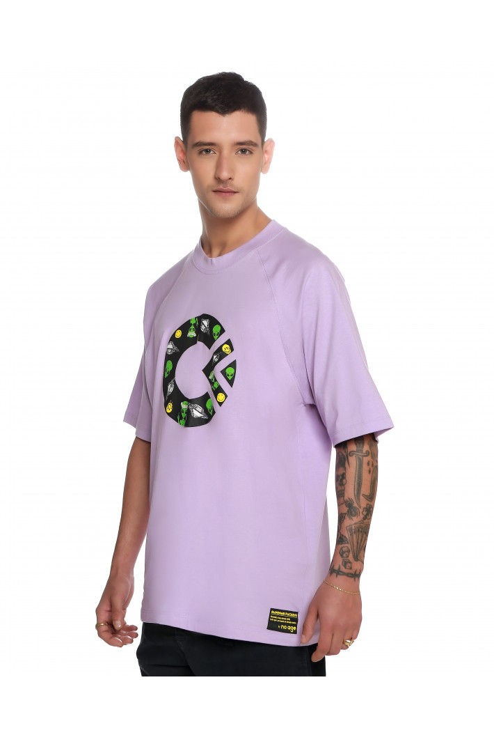 T-Shirt Oversized Have Fun